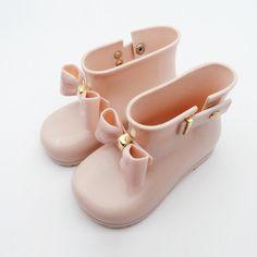 Children Boots Mini Girls Rainboots Jelly Shoes kids Rain Boots Short Water Shoes Children Boots
