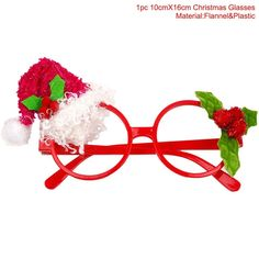 Merry Christmas Glasses Small Christmas Gifts for Children Christmas Decor Gift Items Small Christmas Gifts, Christmas Glasses, Kids Christmas, Xmas Gifts, Merry Christmas, New Years Decorations, Christmas Decorations, Happy New Year 2020, Optometry