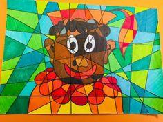 Wat teken jij voor Sinterklaas What To Make, Art School, Scooby Doo, Minions, December, Arts And Crafts, Quilts, Drawings, Illustration
