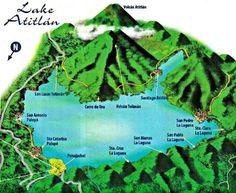 #ridecolorfully Lake Atitlan Guatemala