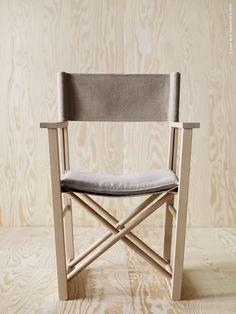 Ikea Directors Chair Loris Decoration