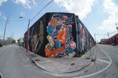 Tristan Eaton at Wynwood Walls
