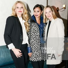 Jennifer Morrison, Jamie Chung, Lisa Axelson -  Event Title: ANN TAYLOR Changemakers Dinner -  Location: The Musket Room, NYC, - Date: Mon, Dec 08 2014