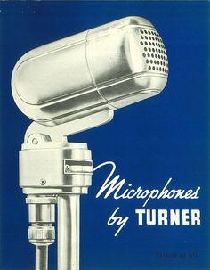 Microphone catalog, circa 1945