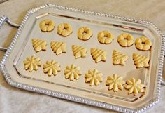 Picture of Spritz Cookies (gluten/grain free)