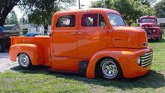Ford COE...awesome...
