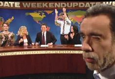 Stefon and Amy Poehler Return For Seth Meyers' Final Weekend Update on SNL