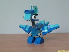 LEGO MIXELS KAMZO SNOOF MURP Instructions Lego 41538 Lego 41541 Mixels Series 5 - YouTube