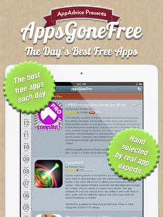 AppsGoneFree is a neat app that lists daily free apps.  I've found a lot of photo apps and weather apps.  Mostly games but there are all sorts of free apps that show up daily.