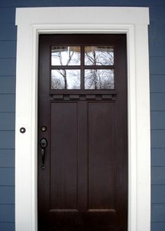Cherry Tree Rd Traditional Front Doors Indianapolis Hiday Custom Builders
