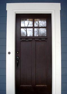Cherry Tree Rd. - traditional - front doors - indianapolis - Hiday Custom Builders, LLC