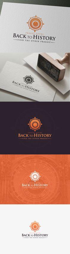 LOGO Back to History on Behance