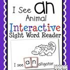 "This is an emergent reader to provide students with an opportunity to learn to read and spell the sight word ""an"" in a hands-on way.  Each page of ..."