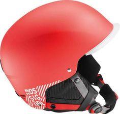 Spark Red  Description: De SPARK is een audio-compatibele freeski helm ontworpen om freeskiërs comfortabel en veilig te houden terwijl jammen hun eigen soundtrack. Witte rand aan de voorkant is optioneel en kan er dus af.  Price: 64.95  Meer informatie  #wintersport #winter