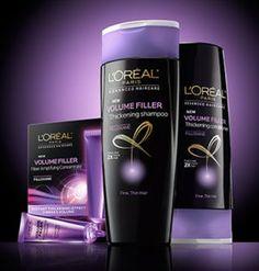 Free Sample of L'Oreal Color Vibrancy Shampoo