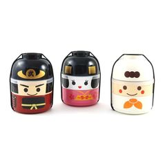 We love these Geisha Bento Boxes £19 from  http://www.souschef.co.uk - great for taking tasty Asian dishes for lunch to celebrate Chinese New Year!