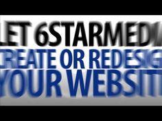 Website Design and Development - 6starmedia.com/services/website-design-and-development/
