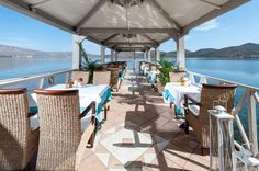 Elounda Akti Olous || Family-run Elounda Akti Olous is located directly on the sandy beach in the bay of Elounda, Crete. It features a small private beach, a rooftop pool overlooking the Cretan Sea and breakfast.