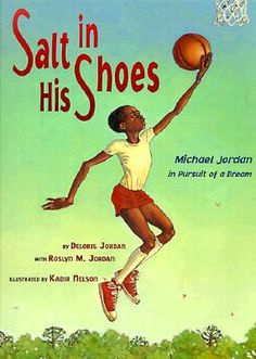 Bibliotherapy books, Topic: self esteem  Salt in His Shoes