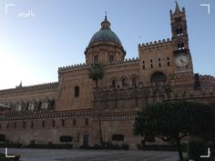 Discover the best places to visit in Palermo. Historical Sites, Palermo, Sicily, Cool Places To Visit, Trekking, The Good Place, Cathedral, Louvre, Europe