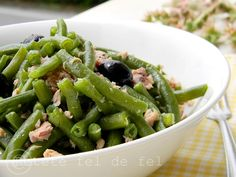 Yami Yami, Green Beans, Deserts, Fish, Vegan, Vegetables, Kitchen, Festive, Drinks