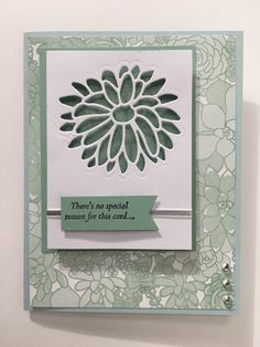 Special Reason, Stampin Up Card creations by Chase And Main please visit my page at www.Facebook.com/ChaseAndMain