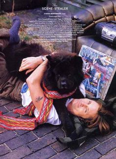 Can not get over how much I want to cuddle with Viggo Mortensen right now