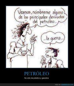 PETRÓLEO - No sólo da plástico y gasolina