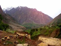 Lahaul-Spiti, India