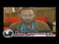 ▶ Political Prisoner Fritz Springmeier Speaks 1/4 - YouTube