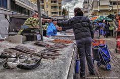 Street market - Athens, Attiki