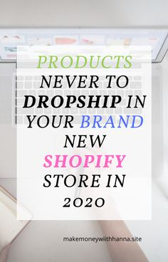 How To Start A Dropshipping Business in 2020 - Shopify Website Builder - Build the Shopify Ecommerce site within 30 minutes. - Products never to dropship as a beginner in your shopify store 2020 Dropshipping business for beginners in 2020 Business Tips, Online Business, Etsy Business, Craft Business, Business Marketing, Media Marketing, Way To Make Money, Make Money Online, Opening A Coffee Shop