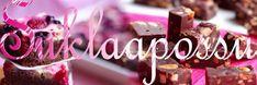 Tiramisu-kääretorttu - Suklaapossu Chocolate Dome, Mint Chocolate, Lemon Brownies, Salted Caramel Cheesecake, Feta, Toffee Bars, Salty Foods, Sandwich Cake, Easy Baking Recipes