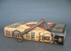 Skeleton Key Vintage Large Iron 5 Inches by TheFrabjousDay on Etsy