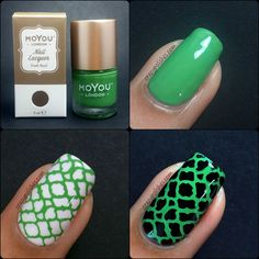 Moyou London Fresh Basil.   http://www.crazypolishes.com/2016/08/review-and-swatch-moyou-london-stamping.html