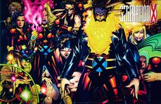 Generation X marvel x-men X Men, Men Tv, Comic Books Art, Comic Art, Book Art, Xmen Apocalypse, Final Fantasy Characters, The New Mutants, Captain America Civil War
