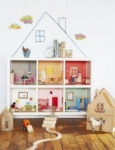 Monpetitnicolas: Posibilidades de la serie Kallax Ikea