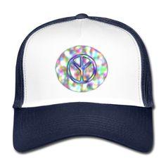 True Peace metallic Aura Retro Stil, Snapback Cap, Baseball Hats, Metallic, Peace, Runes, Baseball Caps, Baseball Hat, Snapback Hats