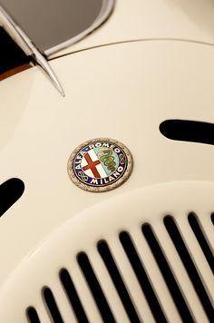 1931 #Alfa Romeo 6C 1750 Gran Sport Aprile - Jill Reger #ClassicCar QuirkyRides.com