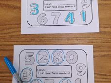 Kindergarten Beginning Sound Exit Tickets  Formative Assessment