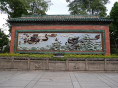 Dragon Screen or Wal