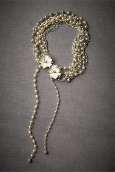 Cloudburst Necklace from BHLDN