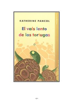 El vals lento de las tortugas katherine pancol