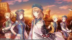Dark Rose Valkyrie Hakuoki: Kyoto Winds Mary Skelter Out Next Year #Playstation4 #PS4 #Sony #videogames #playstation #gamer #games #gaming