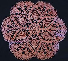 42 quick easy crochet doily pattern crochet doily patterns easy pineapple doily by chinami horiba crochet doily patternscrochet dt1010fo