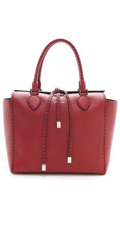 Michael Kors Collection Tasche Bag Miranda md Top Snakeskin
