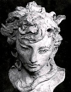'Mercury', 1938 - Mirko Basaldella (plaster cast)
