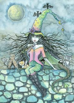 ☆Witch and friends☆: Molly Harrison