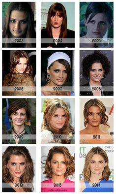 Journey of Stana #stanakatic #stana