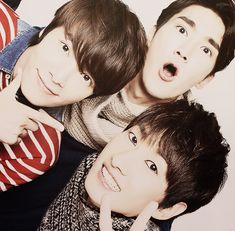 A Salute to Eunsihae: The Best Pictures of the Super Junior Trio